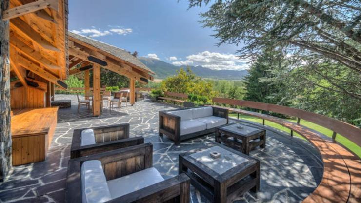 alquiler magnifica villa espana