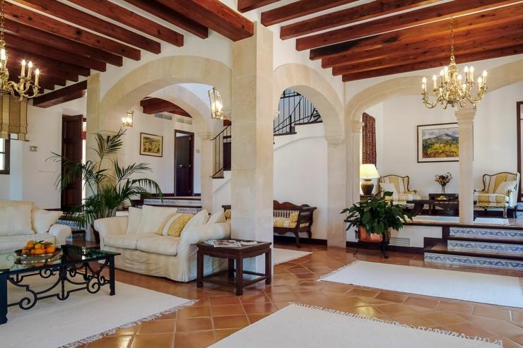 vacaciones lujo villa privada mallorca