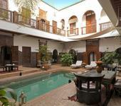 tradicional hotel riad Marrakech