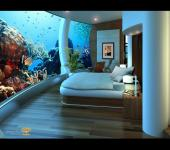 dormitorio hotel submarino fiji