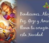 ¡Feliz NAVIDAD AMIGOS MIOS!