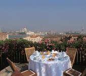 terraza hotel venecia vistas magnificas