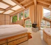penthouse zermatt suiza proyecto vanguardista
