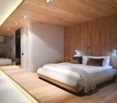 suite lujosa pod boutique hotel