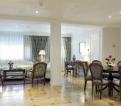 elegante suite hotel velazquez madrid