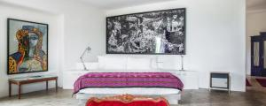 dormitorio confortable resort boutique tulum