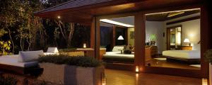 lujo exotica villa resort amanpulo
