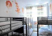 coqueto dormitorio compartido