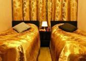 dormitorio comodo alojamiento san petersburgo