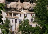 magnifico complejo casas cuevas