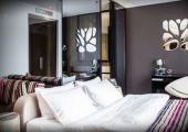 hotel nuevo moderno elegante capital ucrania