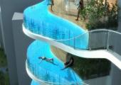 piscinas privadas balcones