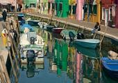 isla cerca venecia tranquilidad