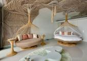 magnifico interior sofas bambu