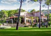 villa lujosa estilo balear