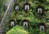 exterior hotel montana magica