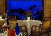 restaurante magnifico hotel hawaiano