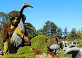 esculturas magnificas jardin canadiense