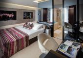 elegante hotel diseno centrico kiev