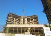 complejo recidencial mumbai construccion