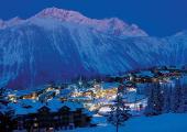 vacaciones chalet lujosos alpes franceses