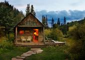 resort curioso estilo casa montana