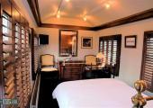 dormitorio cómodo estilo orient exprés