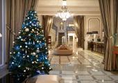 espiritu navideño llego hotel maria cristina