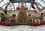 arbol navidad hotel bellagio
