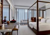 dormitorio confortable amplio soleado