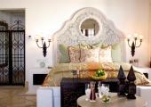 suite moderna ambiente mejicano