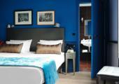 dormitorio confortable hotel boutique