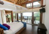 dormitorio terraza hotel boutique
