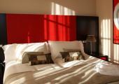 habitacion confort lujo hotel rural