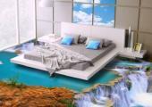 suelo habitacion realizado 3 D