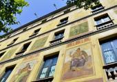 fachada conserva belleza clasica