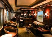 chic glamour tren azul sudafrica