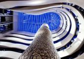 escultura ariscal hoteles bilbao