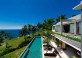 exotica malimbu acantilado villa