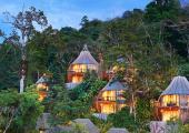 resort lujo tailandia rodeado naturaleza