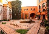 patio tradicional excelente hotel