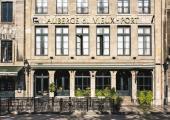 edificio historico alberga hotel confortable