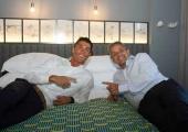 cristiano ronaldo presidente pestana hotel funchal