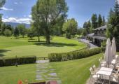 villa cerdanya situada campo golf