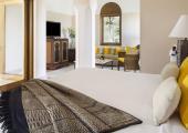 confortable hotel arquitectura estilo arabe