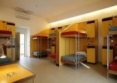 habitacion compartida hostel sorrento
