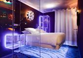 cama flotante hotel boutique paris