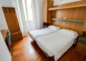 habitacion bano privado hostel roma