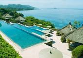 famosa piscina niveles hotel bali