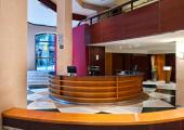 hotel encanto lobby estilo